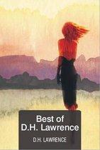 Boek cover Best of D.H. Lawrence van D. H. Lawrence