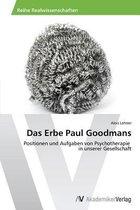 Das Erbe Paul Goodmans
