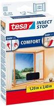 Tesa Comfort - Raamhor - 120x240 cm - Asgrijs