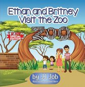 Ethan and Britney Visit the Zoo