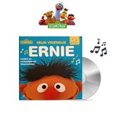 Sesamstraat Mijn Vriendje Ernie | Lees & Luisterboek | Boek met CD