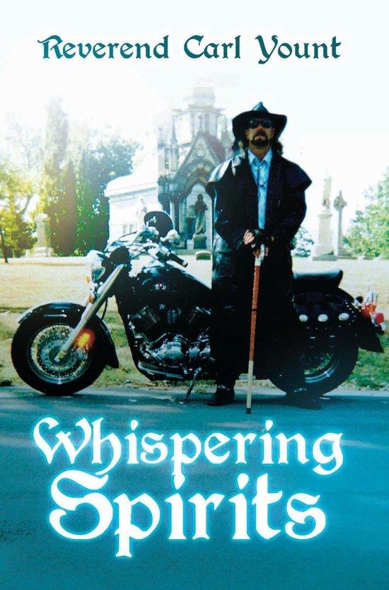 Omslag van Whispering Spirits