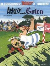 Boek cover Asterix 03. en de goten van Albert Uderzo (Onbekend)