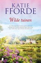 Omslag Wilde tuinen