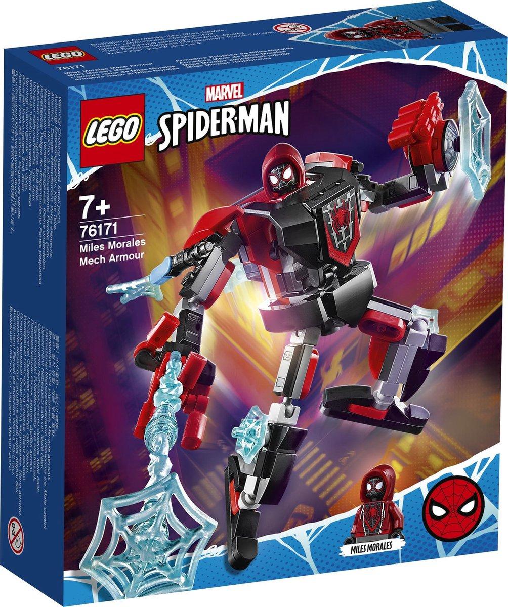 LEGO Spider-Man Miles Morales Mechapantser - 76171