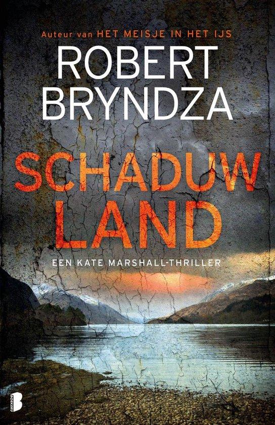 Boek cover Kate Marshall 2 - Schaduwland van Robert Bryndza (Onbekend)
