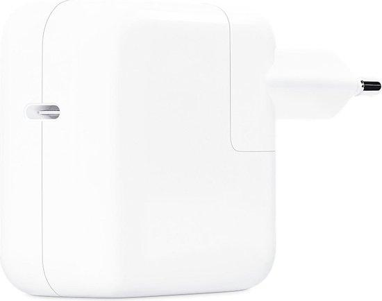 Apple USB-C Snellader - 30W - Wit