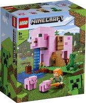 LEGO Minecraft Het Varkenshuis - 21170