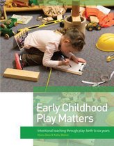 Omslag Early Childhood Play Matters