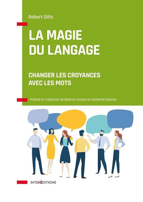 Boek cover La magie du langage van Robert Dilts (Onbekend)