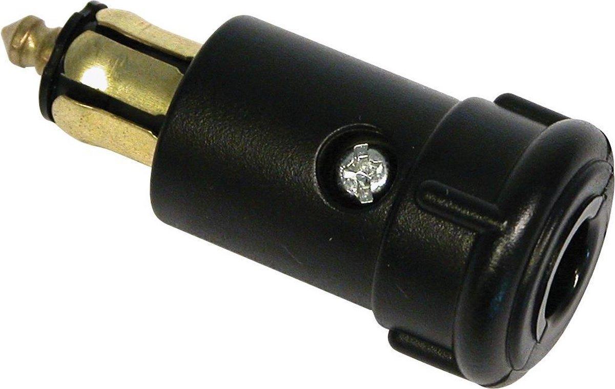 Carpoint 12/24V ISO 4165 stekker 20A