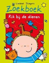 Rik  -   Zoekboek Rik bij de dieren