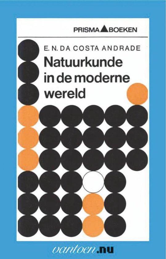 Cover van het boek 'Natuurkunde in de moderne wereld'