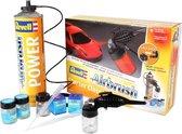 Airbrush starter class set Revell - Bouwpakket Revell Accessoires