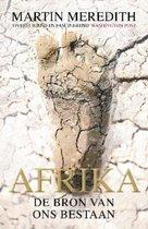 Boek cover Afrika: de bron van ons bestaan van Martin Meredith (Onbekend)