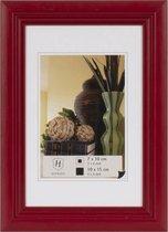 Fotolijst - Henzo - Artos - Fotomaat 10x15 cm - Rood