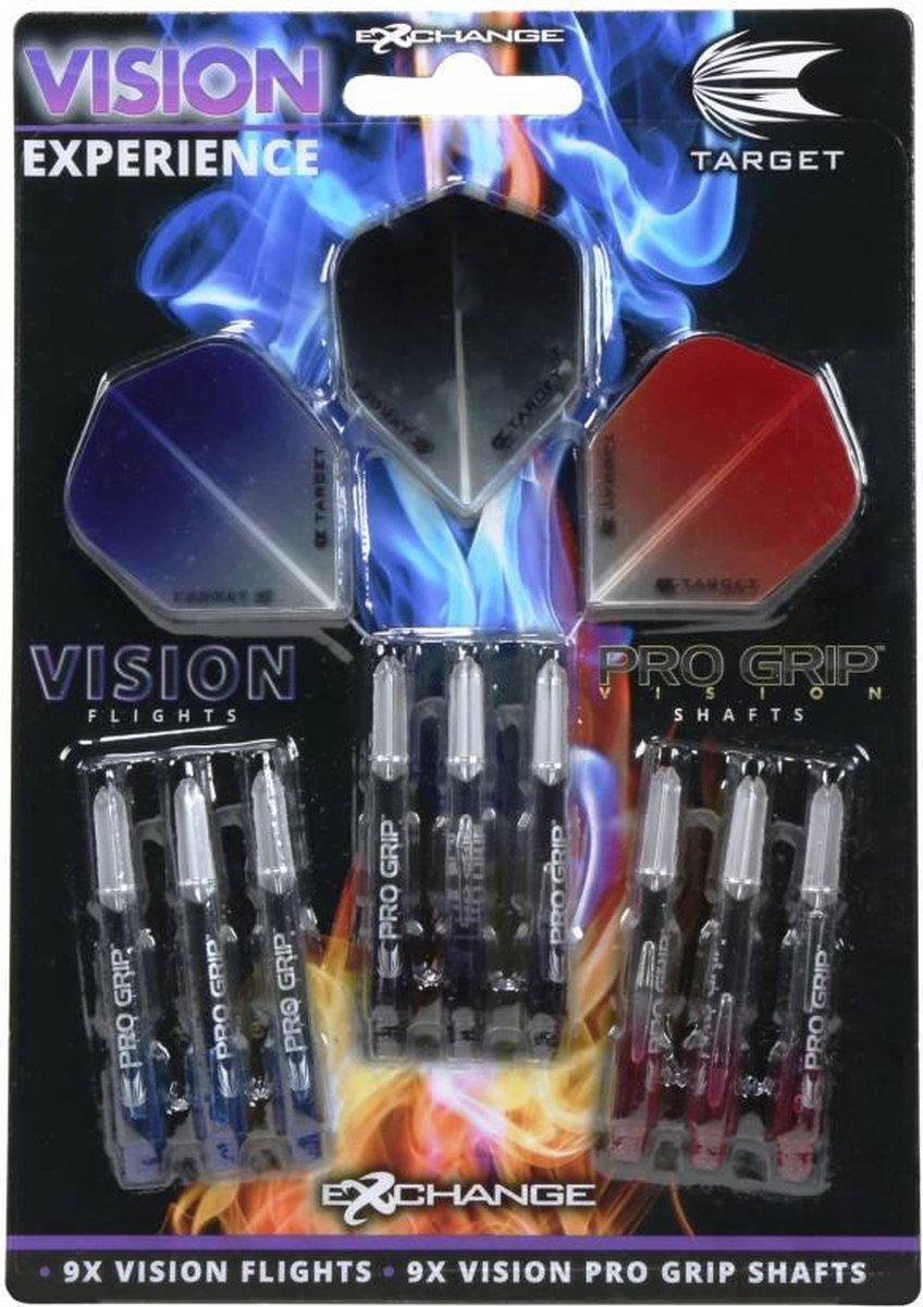 Target Darts Experience pack Vision