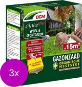 Dcm Activo Plus Graszaad - Graszaden - 3 x 15 m2