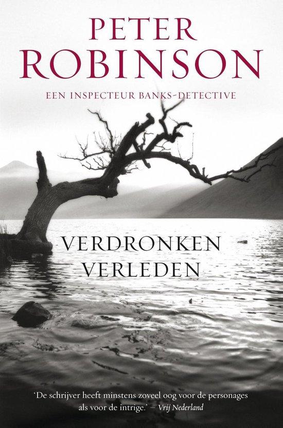 DCI Banks 10 - Verdronken verleden - Peter Robinson |