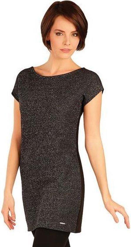 Wonderlijk bol.com | Sportief, chique en korte zwarte jurk MS-85