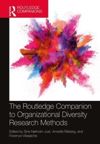 The Routledge Companion to Organizational Diversity Research Methods