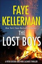 Boek cover The Lost Boys (Peter Decker and Rina Lazarus Series, Book 26) van Faye Kellerman (Onbekend)