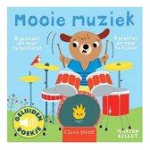 Boek cover Mooie muziek van Marion Billet