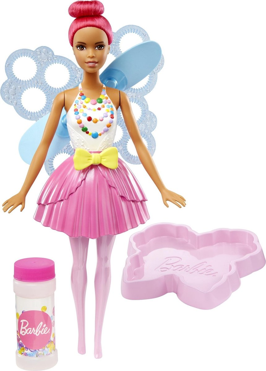 Barbie Dreamtopia Bubbletastic Fee - Barbiepop