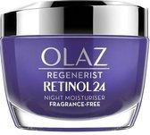 Olaz Regenerist retinol24 hydraterende nachtcreme