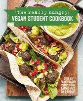Boek cover The Really Hungry Vegan Student Cookbook van Ryland Peters & Small