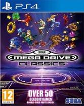SEGA Megadrive Classics - PS4