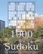 1000 richtig schwere Sudoku fur einfallsreiche Denker