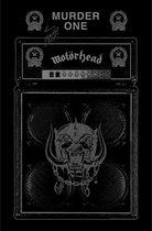 Motorhead Textiel Poster Murder One Multicolours