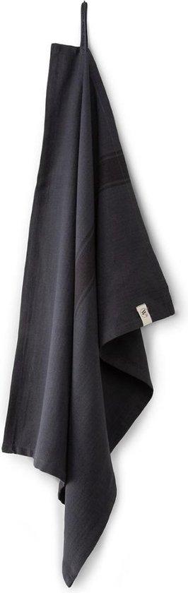Walra Theedoek Dry Up Off Black 50x70cm