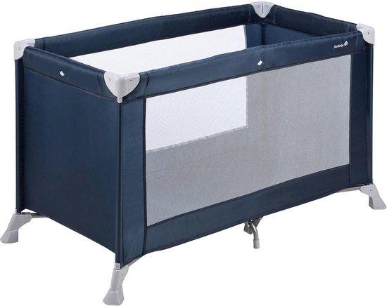 Product: Safety 1st Soft Dreams Campingbedje - Navy Blue, van het merk Safety 1st