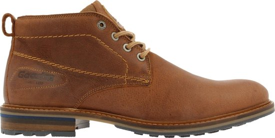 Gaastra Bennet Mid Tmn Lace-Up Men Tan 44