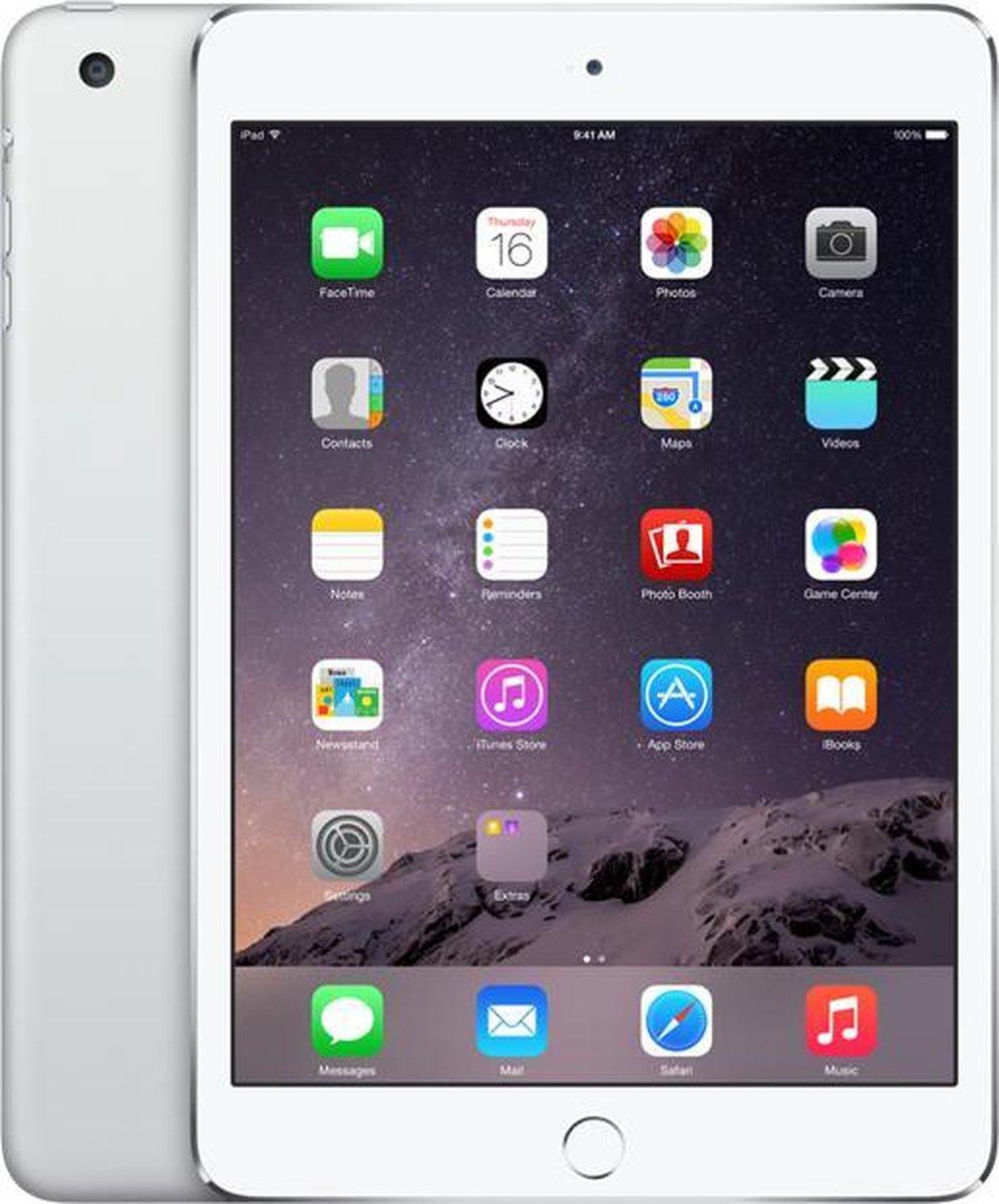 iPad Mini 4 Wit 16GB Wifi only | Zo goed als nieuw | A grade | 2 Jaar Garantie