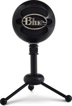 Blue Microphones Snowball Streaming Microfoon | Black