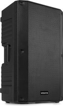 5. Actieve speaker - Vonyx VSA12BT actieve speaker met ingebouwde bi-amplified versterker met Bleutooth en mp3 speler - 800W - 12
