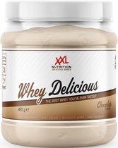 XXL Nutrition Whey Delicious - Proteïne Poeder / Proteïne Shake - Chocolade 450 gram