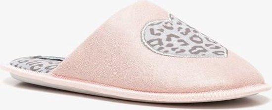 Thu!s dames pantoffels Roze Maat 39