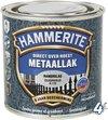 Hammerite Hamerslag Zwart H160 750ML