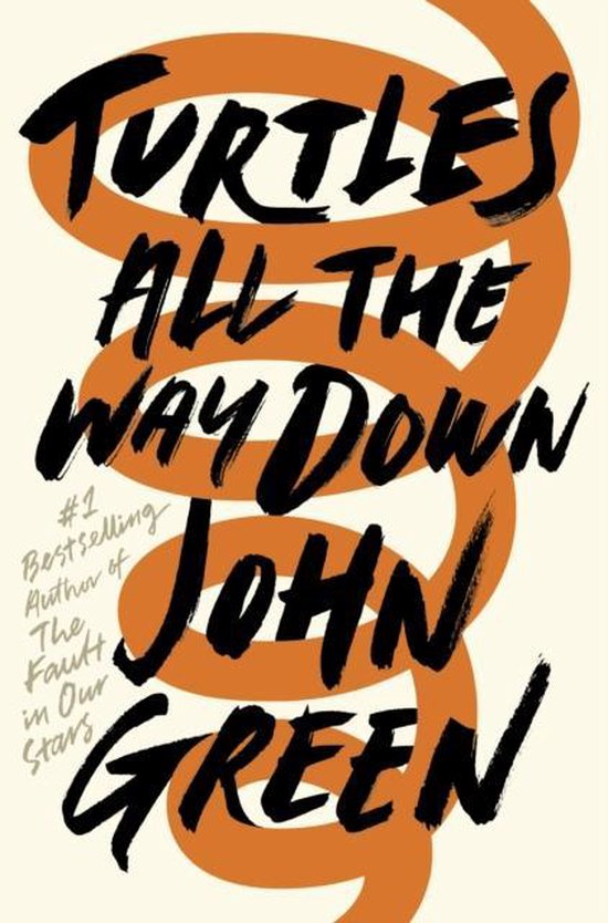 Boek cover Turtles all the way down van John Green (Paperback)