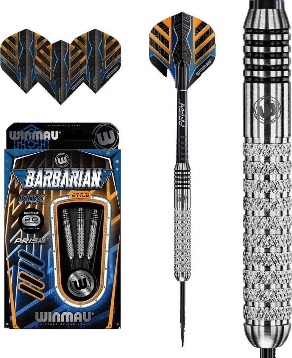 Winmau Barbarian Stainless Steel - 24 Gram