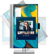 HP EliteDisplay E243m - Full HD Webcam IPS Monitor - 24''