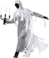 dressforfun - Huiveringwekkende geest XXL  - verkleedkleding kostuum halloween verkleden feestkleding carnavalskleding carnaval feestkledij partykleding - 302772