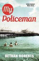 Boek cover My Policeman van Bethan Roberts (Onbekend)