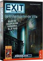 EXIT De Onheilspellende Villa Breinbreker - Escape Room - Bordspel