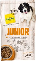 Ecostyle VitaalCompleet Puppy & Junior Hondenvoer - 4 kg