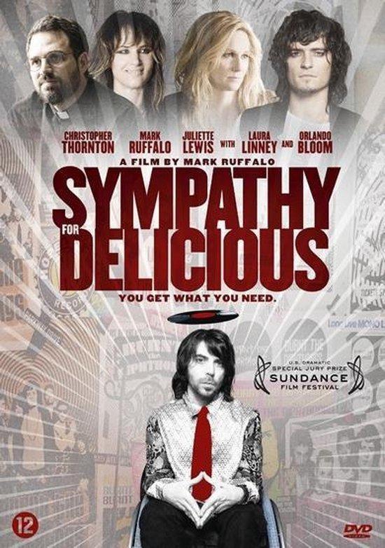 Cover van de film 'Sympathy For Delicious'